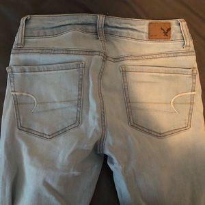 American Eagle Outfitters Jeans - Light wash skinny jegging Jeans